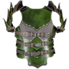 Woodland Leather Cuirass