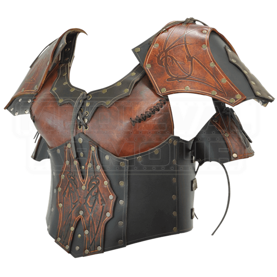 Valkyrie's Cuirass With Pauldrons