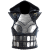 Scoundrel Leather Cuirass with Steel