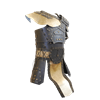 Barbarian's Armor With Skirt