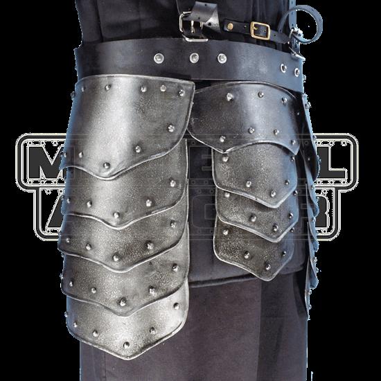 Dark Warrior Tasset Belt