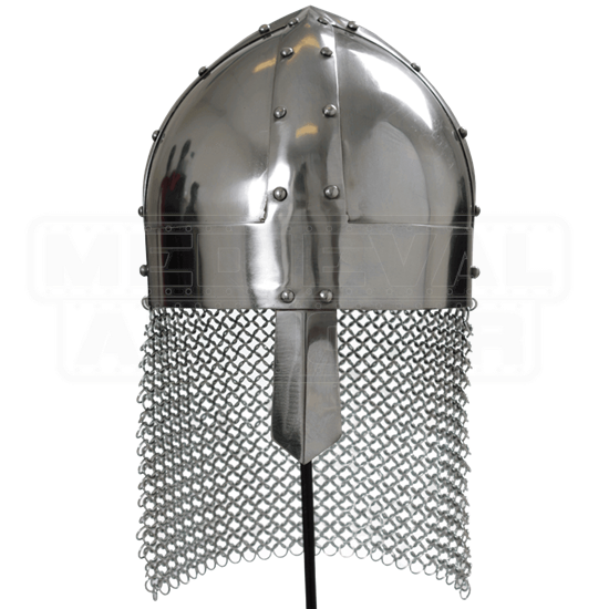 Viking Spangenhelm - Steel