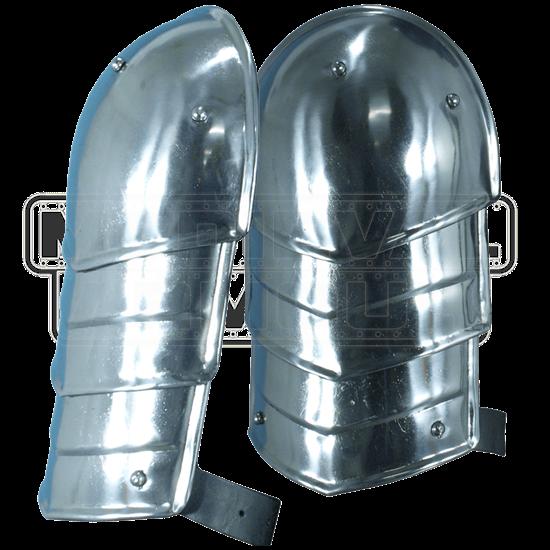 Merc Steel Pauldrons