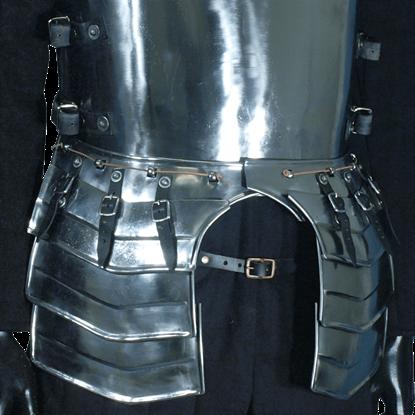 Merc Steel Tassets