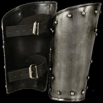 Dark Warrior Arm Bracers