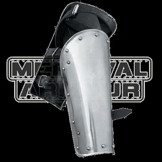 Steel Warrior Greaves