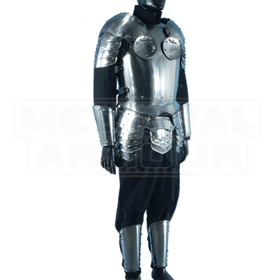 Warrior Complete Armour Package - Size Large