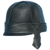 Warriors Leather Helmet