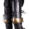 Ratio Steel Leg Armour