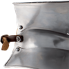 Steel Imperial Bevor