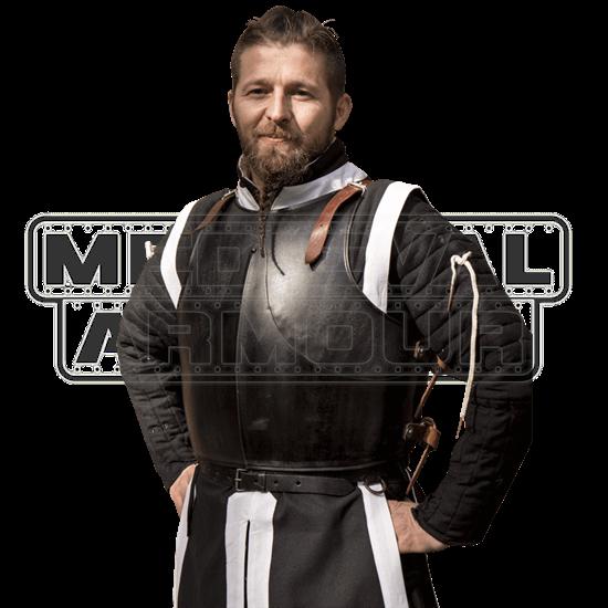 Epic Dark Milanese Armour