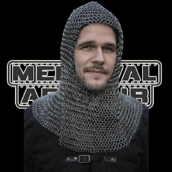 Alaric Chainmail Hood
