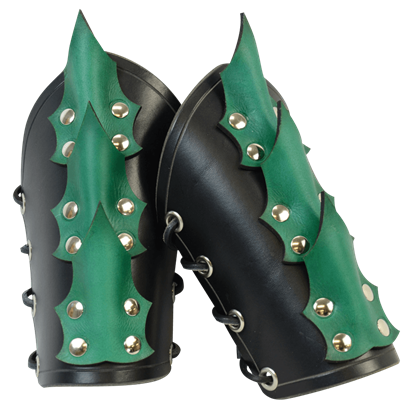 Childrens Dragon Scale Bracers