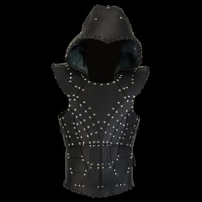 Dark Rogue Leather Armor