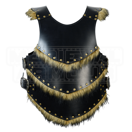 Savage Warrior Leather Armour