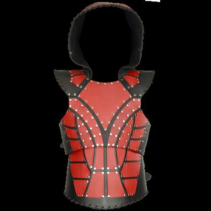 Dark Rogue Heavy Leather Armour