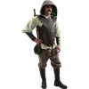 Woodland Ranger Leather Armour