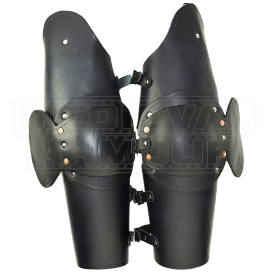 Soldier 3/4 Leather Arm Armour