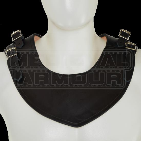 Standard Leather Gorget
