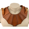 Gothic Leather Gorget