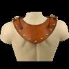 Solomon Leather Gorget