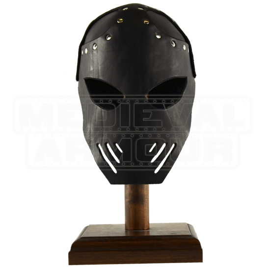 Executioner Leather Helmet
