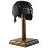Leather Helm with Nasal Guard