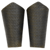 Dragon Scale Arm Bracers