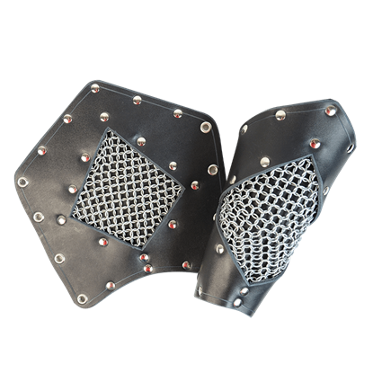 Chainmail Arm Bracers