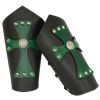 Celtic Cross Arm Bracers