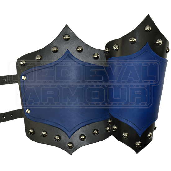 King's Leather Arm Bracers