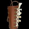 Ladies Steampunk Bracer with Vials