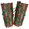 Woodland Vine Arm Bracers