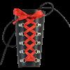 Ladies Gothic Leather Bracer