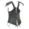 Armor Corset With Pauldrons