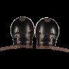 Medieval Steel Pauldrons