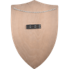 El Cid Wooden Shield