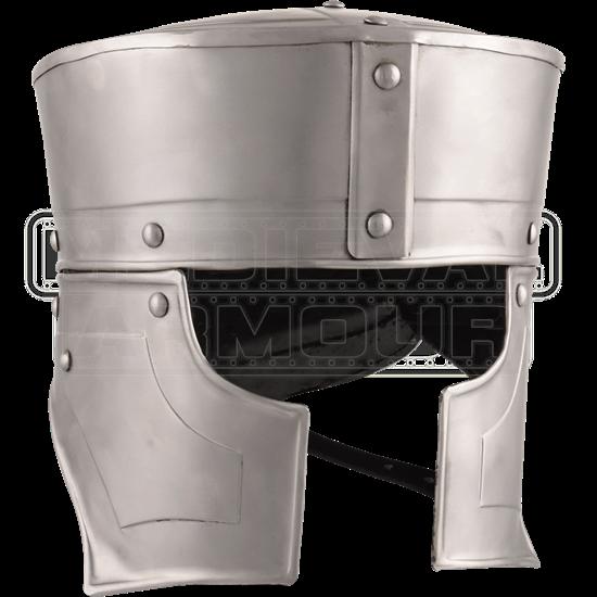 Steel Undead Helmet