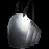 Steel Adam Breastplate
