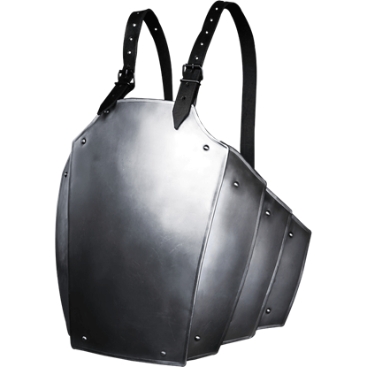 Steel Adam Breastplate