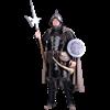 Blackened Fafnir Brigandine