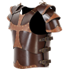 Dark Crusader Leather Armour