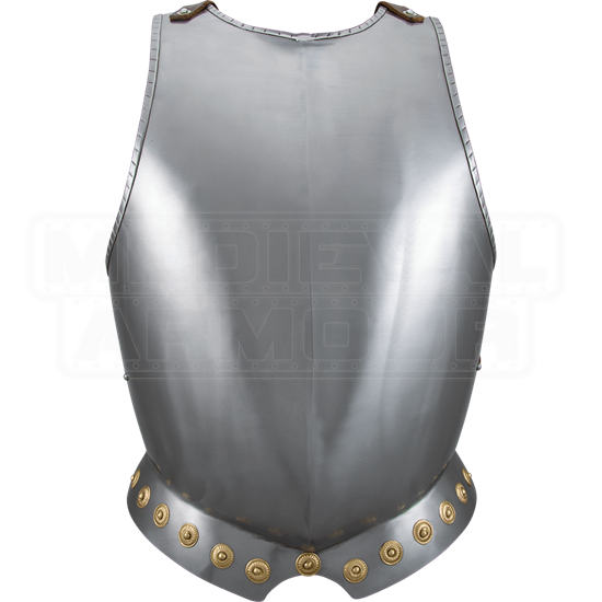 Medieval Steel Breastplate