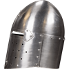 Sugar Loaf Steel Helmet - 18 Gauge