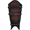 Quintus Leather Greaves - Premium Version