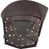 Quintus Leather Pauldrons - Premium Version