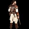 Antonius Leather Torso