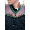 Noble Leather Gorget