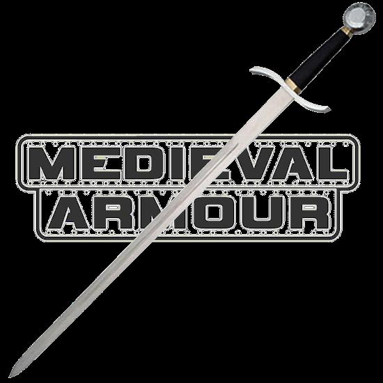 Silver Knight Sword