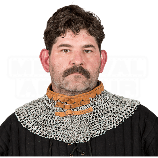 Aluminum Chainmail Mantle